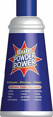 Universal Powder Stain Remover/Brite Powder Qualtex/Kitchen/Bathroom/Floor MIS69