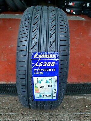 X1 215 55 16  215/55R16 97W Xl Landsail Tyre With Amazing C,C Rating Very Cheap