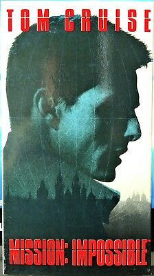 Mission: Impossible (VHS, 1999)