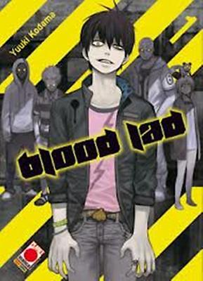 BLOOD LAD da 1 a 14 + BRAT BLOOD LAD completa ed. planet manga