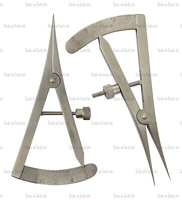 Pro Quality Castroviejo Calipers Dental Ophthalmics Orthopedic Instruments 20 mm