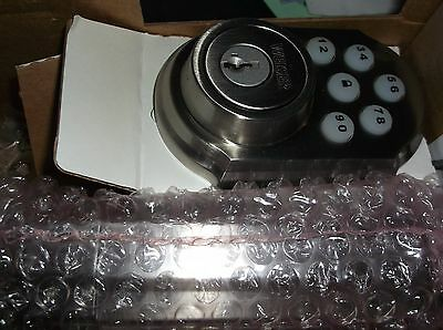 Weiser Smart Code Touchpad Keyless Entry GED 1490