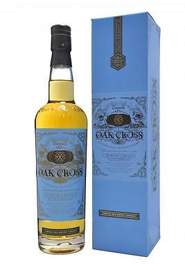 Oak Cross Blended Malt Scotch Whisky 700ml