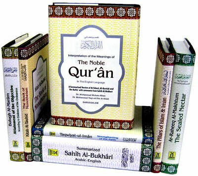 The Islamic Library ( 7 Books )