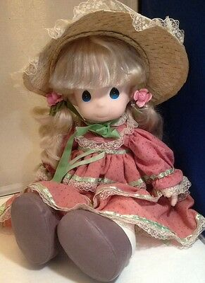 Precious Moments Tiffany Sweetheart Doll 1993 Southern Belle Victorian Retired