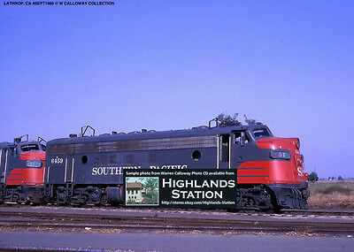 CD-85: Southern Pacific/SSW