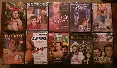 Ten (10 Pack) Assorted NEW DVD (Lot 16=10 Movies in Keep Cases) Plays ALL Region