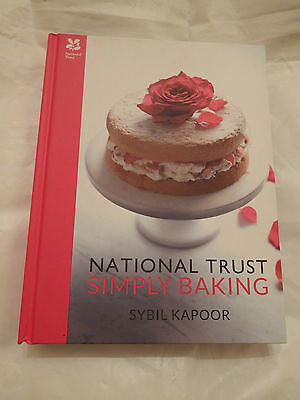 National Trust Simply Baking [Hardcover] Book RRP £25.00