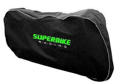 Kawasaki ZX14R Z1000SZ  ZZR1400 ZXR750  ZX-7 Motorcycle Indoor Dustcover Cover