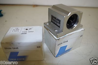 Nb Linear Pillow Block Bearing #  Twa12Uu ( Sale Is For 2Ea.)