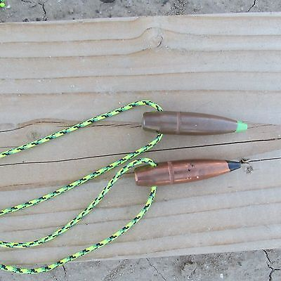 .50 Cal Zombie Killer Bullet Necklace