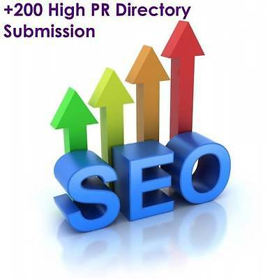 200+ High PR Manual Directory Submission Sites Link Building Google SEO