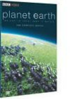 Planet Earth: The Complete Series 5-Disc Set DVD VIDEO MOVIE Collection BBC TV