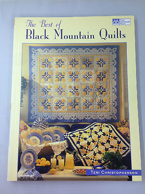 The Best of Black Mountain Quilts by Teri Christopherson - Quliting Book - Gift