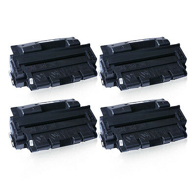 4PK Generic C4127A 27A Toner Cartridge Non-OEM For HP Laserjet 4000 4000se 4000N