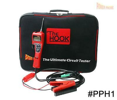 Power Probe PPH1 THE HOOK Electrical Circuit Tester w/Smart Tip The Premiere Kit