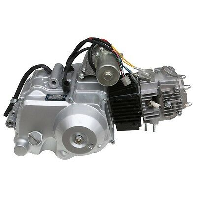 3 + 1 125cc Engine 4 Stroke Electric Start Automatic Clutch Dirt Bike Pit Bike