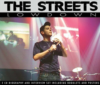 Streets, The - The Streets - The Lowdown NEW 2 x CD