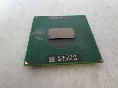 Intel Pentium M 740 SL7SA CPU 1.73GHz/2M/533 Processor Tested and Working!
