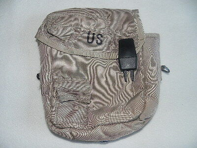 Canteen Cover US Military Surplus Carrier W/Sling For 2 Quart Desert Tan