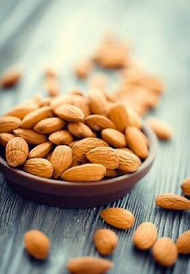 1kg 500g Almonds Whole Premium Quality Raw Natural + Free Fast - Delivery