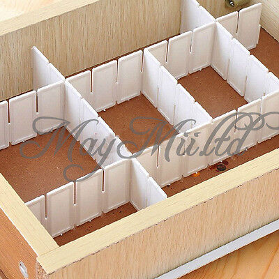 Adjustable Stretch Desk Drawer Divider Organizer Storage Partition Board Selling