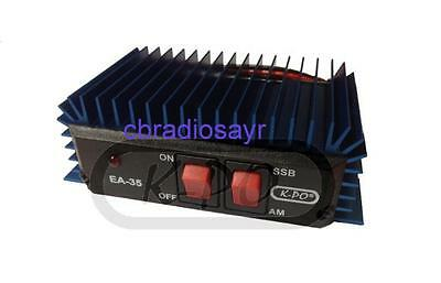 KPO Mobile 25 - 35 W Amplifier/Burner for CB Radios AM/FM -SSB
