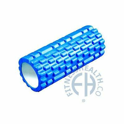 Fitness Health® Grid Foam Roller Trigger Point High Density Sports Massage