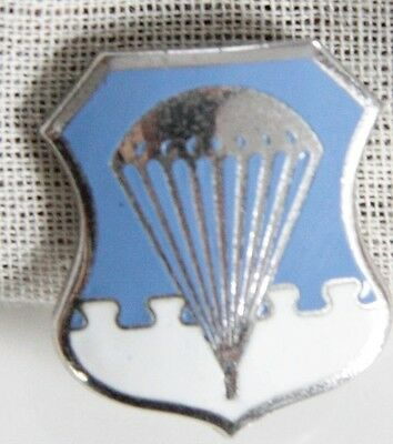 Rare US Air Force Parachutist Qualification Badge Used From 1956-1963