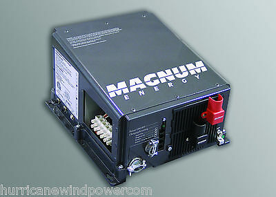 Magnum ME2012 20B   2000W Power Inverter / Charger   12 Volt / 2-20A AC Breakers