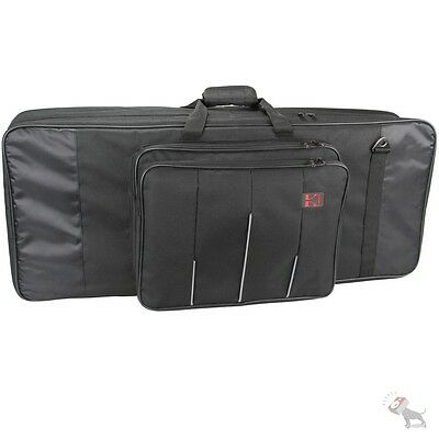 Kaces 5-KB Xpress Series Water-Resistant Bag for 49-Key Keyboards