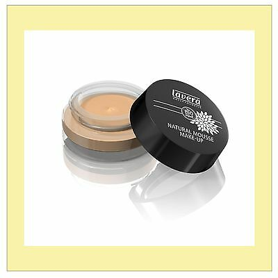 (53,00/100g) Lavera Trend sensitiv Natural Mousse Make Up 03 Honey Vegan 15 g