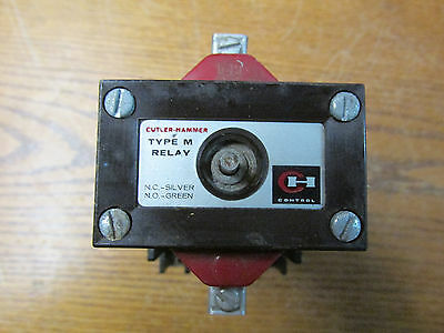 Cutler Hammer D23MR802 Type M Latched Relay Series A2 10A 300VAC 120/240VDC