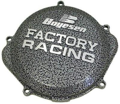 Honda CR500 1987-2001 Boyesen Factory Racing Clutch Cover Black CR 500 CC02 CC02