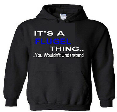 It's A Flugel Thing Hoodie