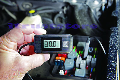 Auto Automotive Electrical Troubleshoot Diagnose Fuse Box Circuit Test Tester