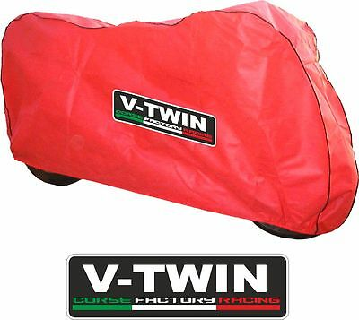 Ducati RED Breathable Indoor motorcycle Motorbike Dust cover 916/996/748/888/851