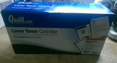 Replacement for Brother TN-210M Magenta Color Toner Cartridge