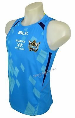 Gold Coast Titans NRL Training Singlet 'Select Size' XS-7XL BNWT5