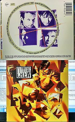 Cutting Crew - The Scattering (CD, 1989, Virgin Records, USA)