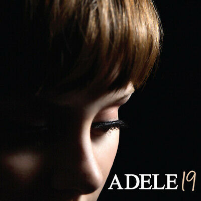 Adele 19 vinyl LP + download NEW/SEALED