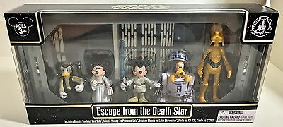 Disney Parks Star Wars Star Tours Escape from the Death Star 5 Action Figure Set