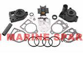 A1 46-78400A 2 mercury mariner V6 Water Pump Kit, Complete