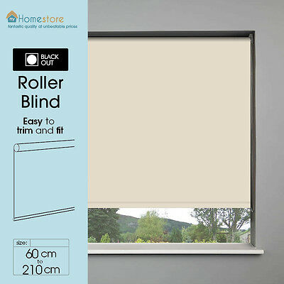 Blackout Roller Blinds   Ready Made Blinds - Massive Savings!!