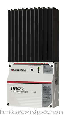 Morningstar TS 60 TriStar-60 amp 12/24/48 volt  Solar Charge Controller