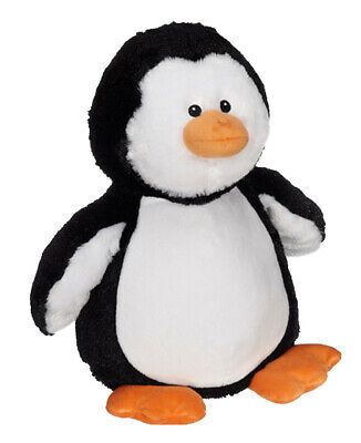Pendrick Penguin 16 inch Embroider Buddy Plush Toy