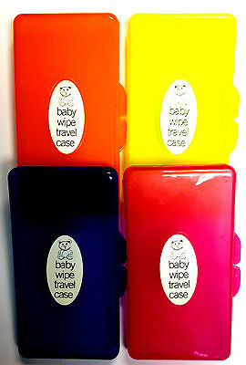 Baby Travel Wipe Case Child Wet Wipes Box Changing Dispenser Home Holiday Use