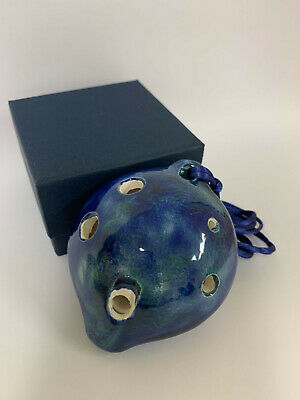 Langley Ceramic Alto OCARINA in D by Ocarina Workshop