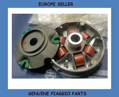 Vespa GTS 300 ie Super 2008 - On Genuine Complete Variator