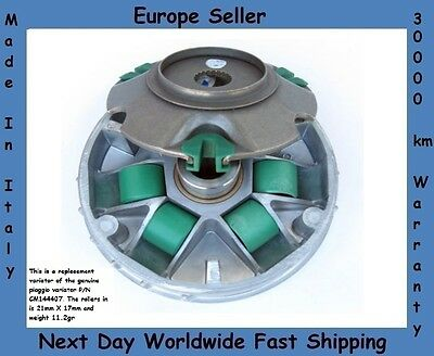 Piaggio MP3 250 2007 - On (All Model) OEM Quality Complete Variator kit
